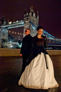 "Деси Тенекеджиева засне новия си видеоклип ""Everybody"" в Лондон"