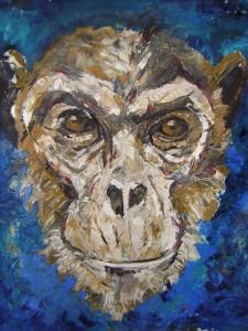 """Галерия """"Ракурси"""" представя изложбата """"Terra animalica"""" на Катрин Томова от 22 март до 4 април 2012 г."""