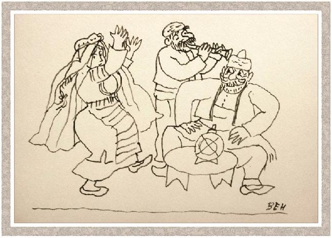 Изложба с непоказвани досега рисунки на Стоян Венев