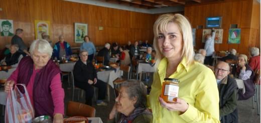 Мед за домовете за стари хора