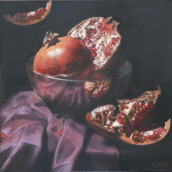 Картина на Валери Върбанов