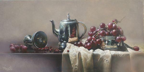 Картина на Мария Върбанова