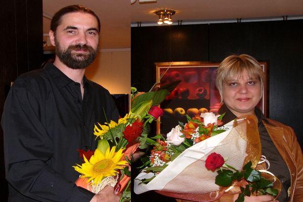 ОТВОРЕНО АТЕЛИЕ, Мария и Валери Върбанови