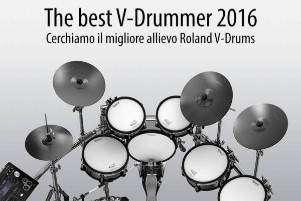 The Best V-Drummer