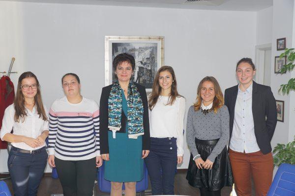 Съвета на жените в бизнеса