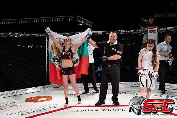 Spartacus Fighting Championship