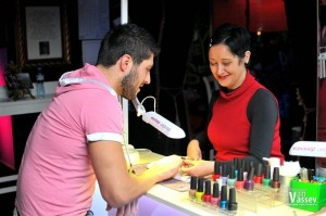 Manicure Impress Party Station