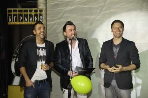 Номинации за Годишни Музикални Награди 2012
