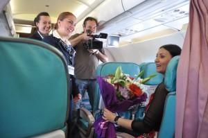 Софи Маринова на промо турне в Турция и Холандия