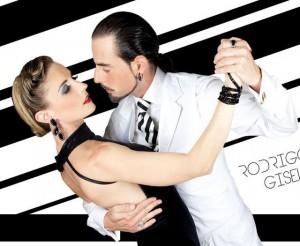 """Аржентински танцьори на сцената в зала """"България""""  Една от най-добрите танго двойки Родриго Торейро и Гизела Паси идват за концерта на """"Тангисимо"""" на 18 май в София"""