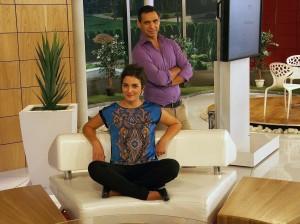 Орхан Мурат гостува на Мария Андонова
