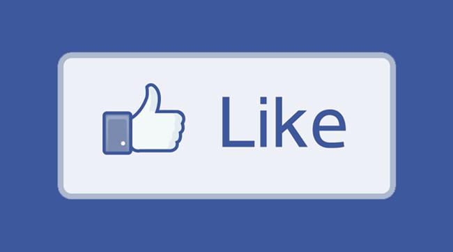 харесвания във фейсбук