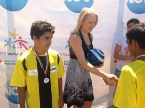 """Децата от дом """"Мария Терезия"""" са шампиони в MTG United for Peace за България"""