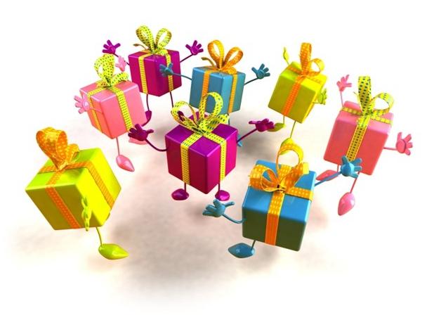подарък за