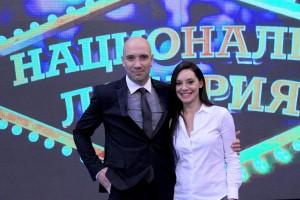 Захари Бахаров и Вяра Атова