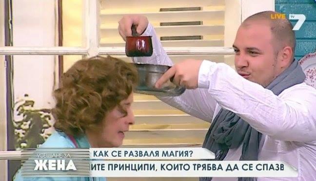 Ясновидецът Роберто Методиев
