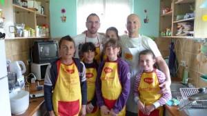 SOS Детско селище Трявна впечатли Део и кака Лара
