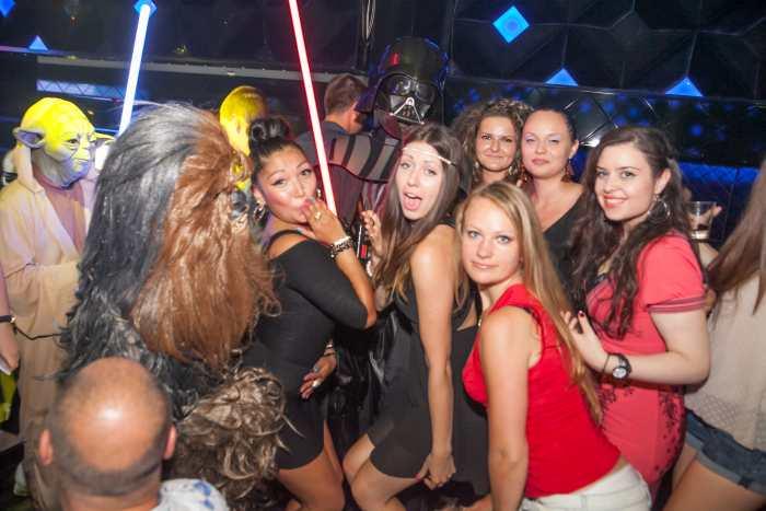 DJ Dian Solo прави Междузвездни войни