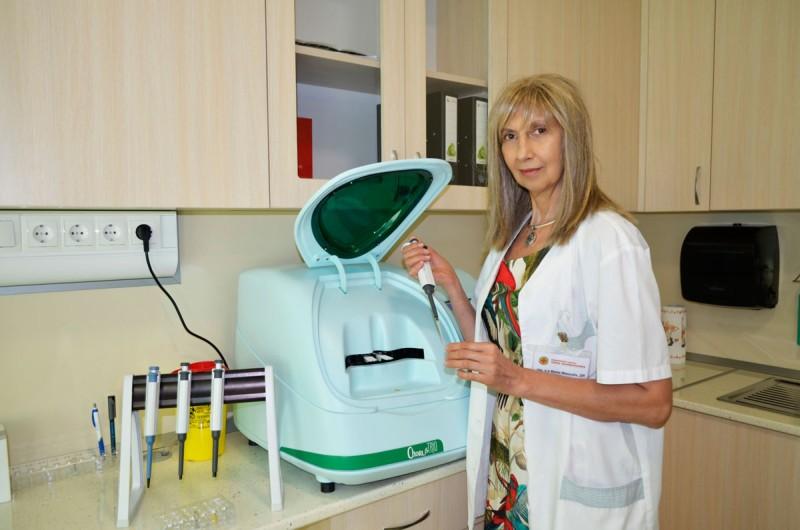 Интервю за новата Лаборатория по клинична имунология