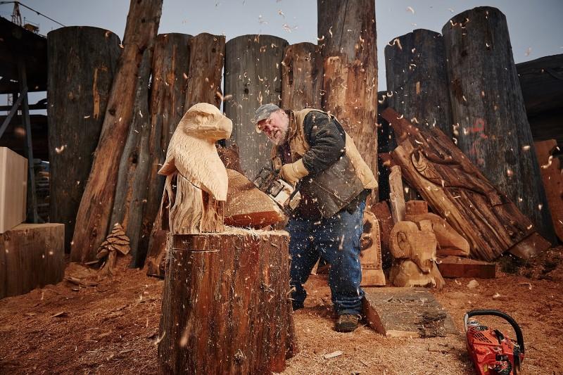 Царе на дърворезбата 3
