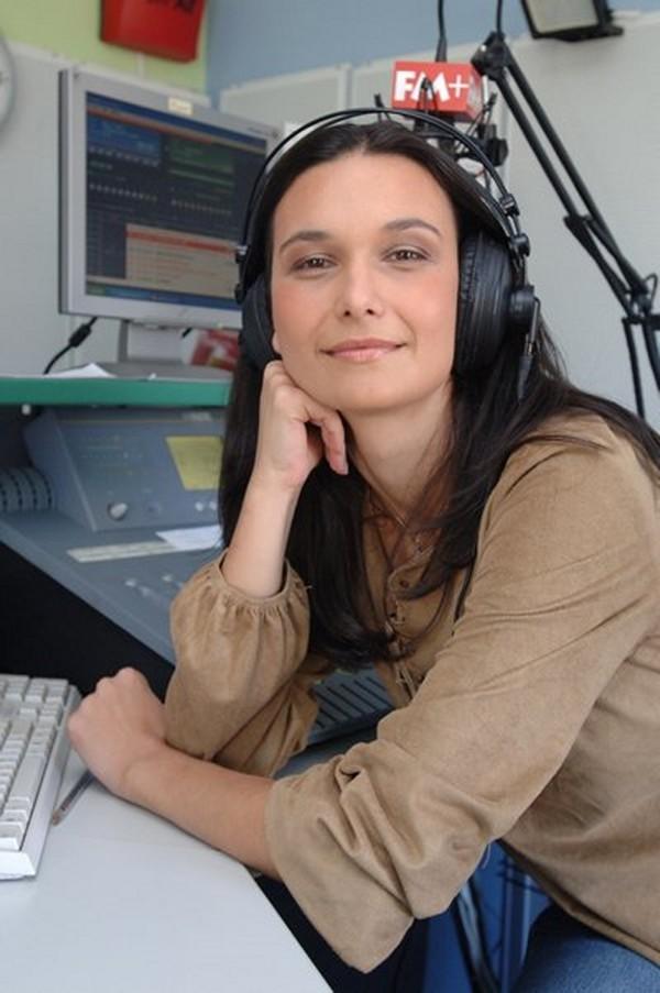 Евелина Павлова с детско радио шоу в ефира на Radio FM+