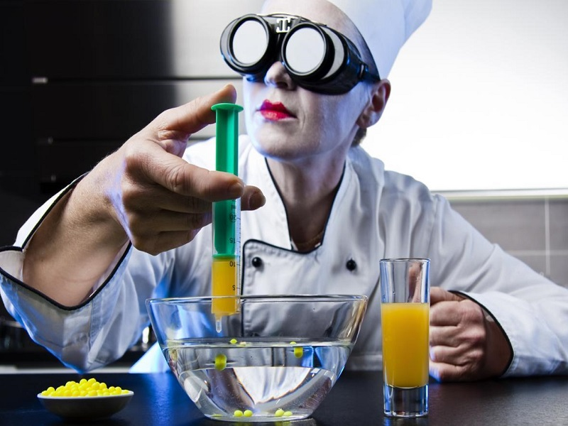 бактериална кухня