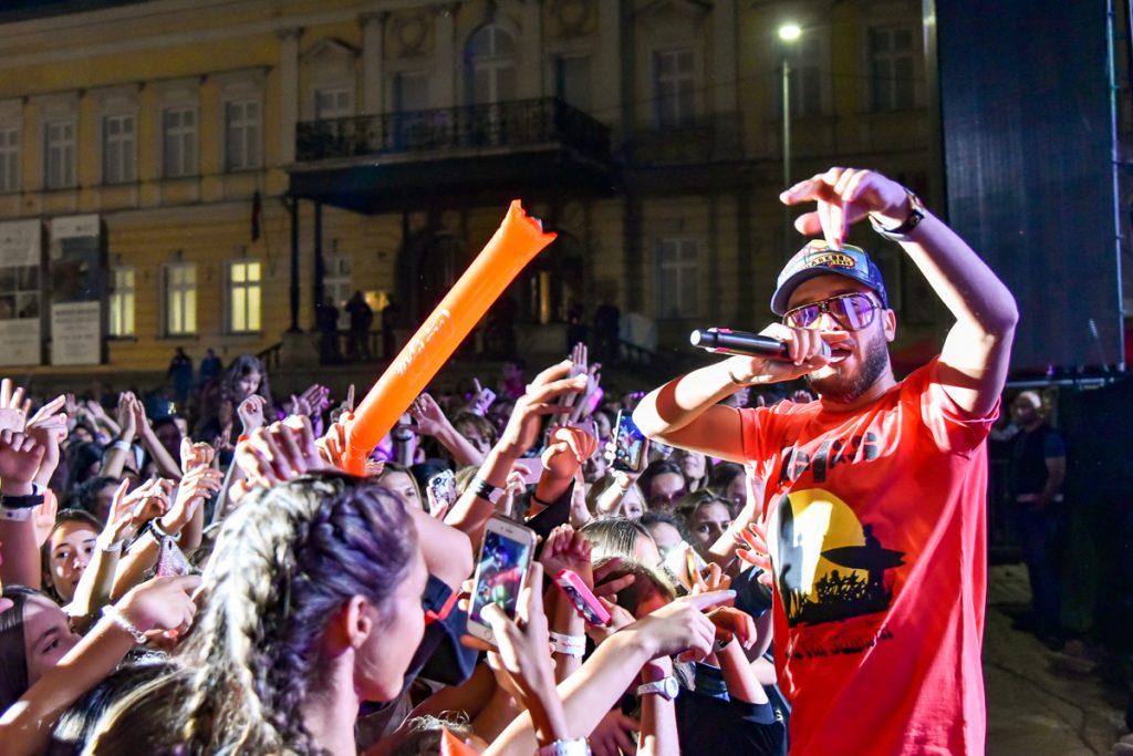 Coca-Cola The Voice Happy Energy Tour