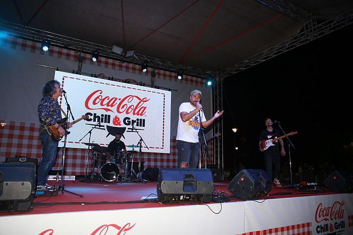 Лео Бианки отведе победителите от Coca-Cola Chill&Grill  на истинско гурме-приключение