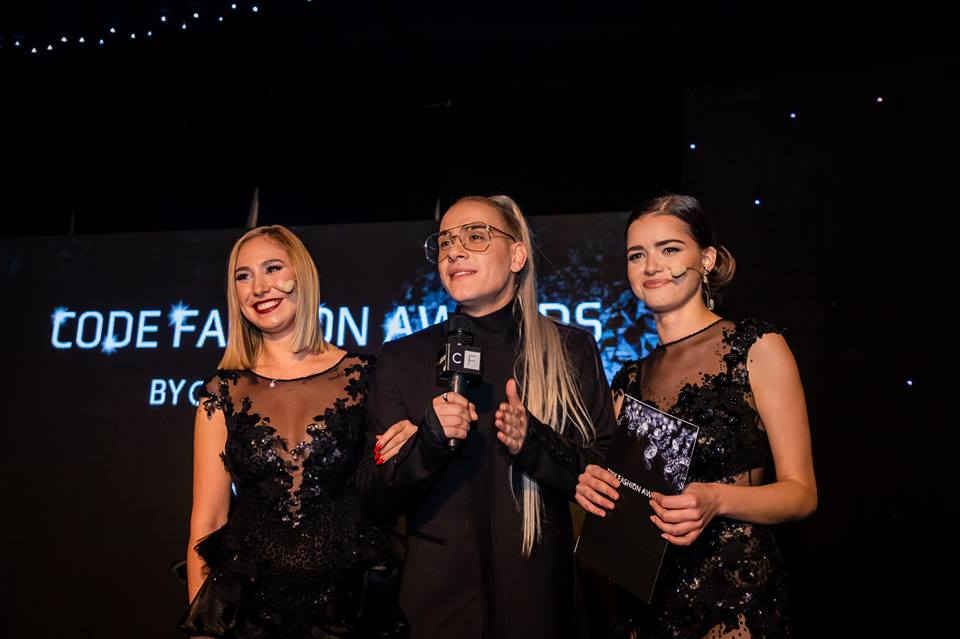 CODE FASHION AWARDS 2018