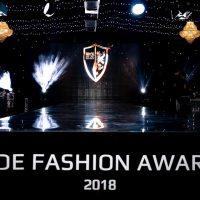 CODE FASHION AWARDS 2018